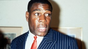 How Frank Bruno Beats Depression